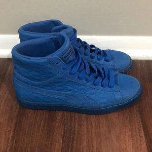 PumaSuede Mid Iced - Size 5.5